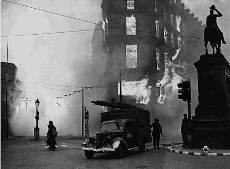 Огнеборцы. 9 сентября 1940 г.