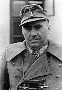 Фриц Байерлейн. Генерал-лейтенант.