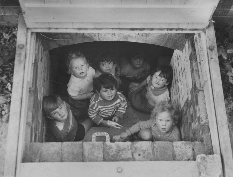 Дети войны. 1940 г.