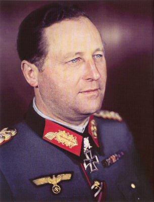 Брейт Герман. Генерал танковых войск.