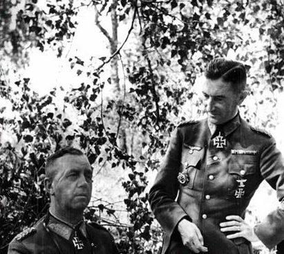 Отто Вёлер. 1941 г.