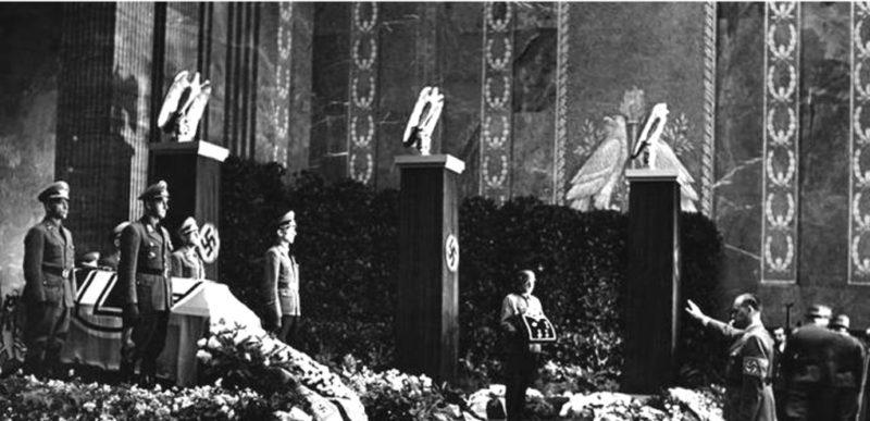 Похороны Кубе. 1943 г.