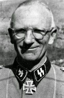 Герберт Гилле. Генерал войск СС.