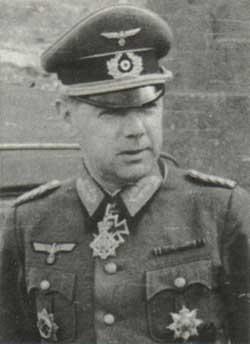 Вальтер Венк. Генерал танковых войск.