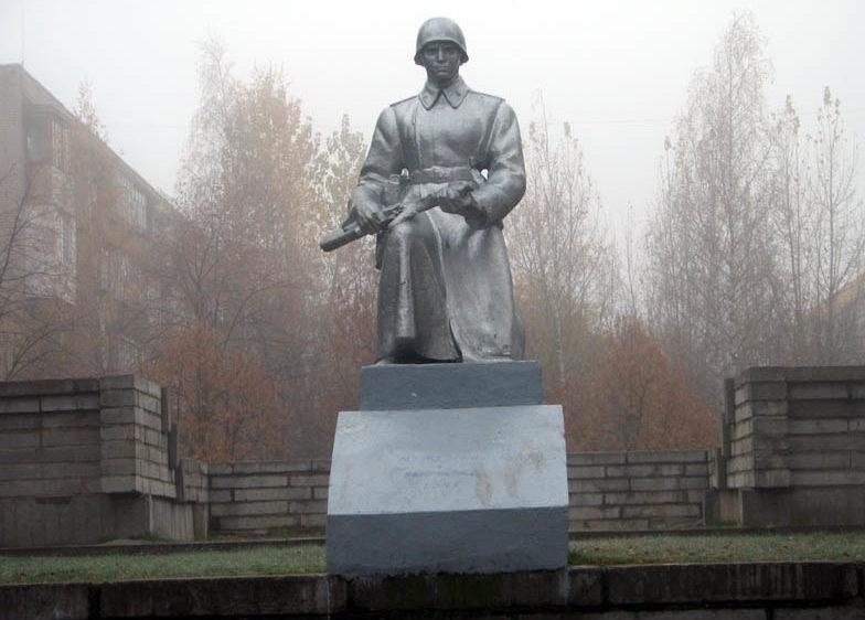 г. Могилев. Памятник на братских могилах.