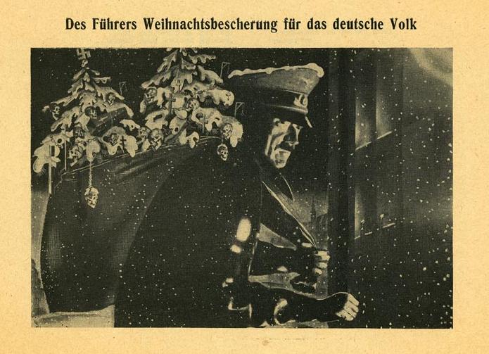 Рождественские подарки для фюрера.