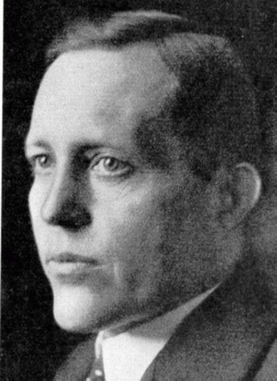 Иоганн Шверин. Рейхсминистр финансов Германии.