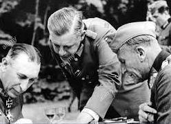 Вальтер Венк на Восточном фронте . 1943 г.