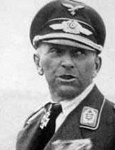 Бруно Бройер. Генерал-майор парашютных войск.