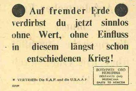 Весна 45-го года. Потоп идет к сердцу Германии.