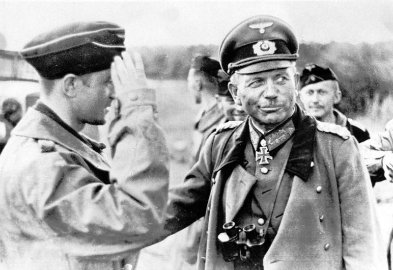 Гейнц Гудериан на Восточном фронте. 1941 г.