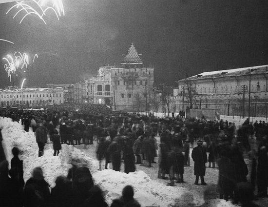 Зима 1945 г.