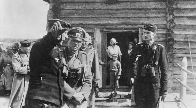 Гейнц Гудериан. Восточный фронт. 1941 г.