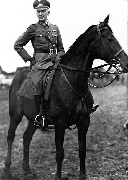 Эрвин фон Вицлебен. 1936 г.