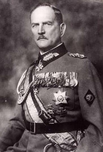 Франц Эпп. Имперский наместник в Баварии.
