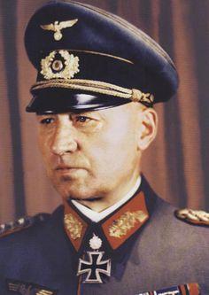 Карл Гильперт. Генерал-полковник.