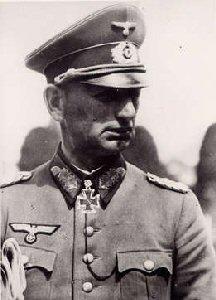 Вальтер Брокдорф-Алефельд. Генерал пехоты.