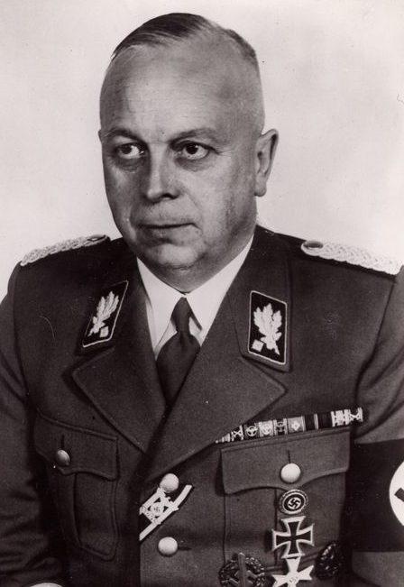 Вильгельм Шепман. Начальник штаба СА.