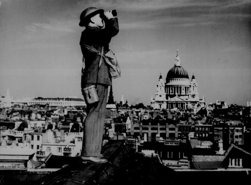 Воздушный наблюдатель. 1941 г.