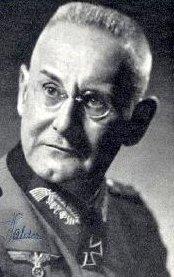 Франц Гальдер. Генерал-полковник.