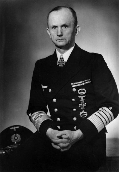 Карл Дёниц. Гроссадмирал.