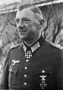 Вильгельм Бургдорф. Генерал пехоты.