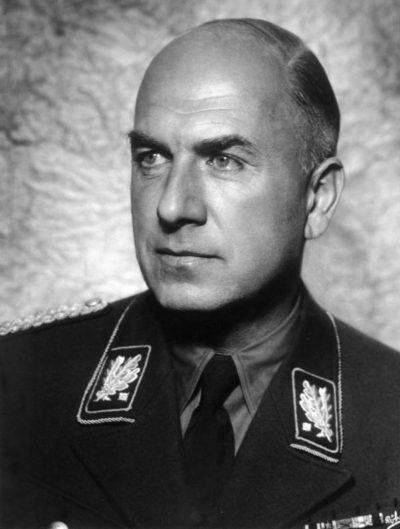 Фриц Тодт. Рейхсминистр вооружения и боеприпасов.