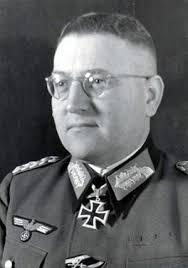 Теодор Буссе. Генерал пехоты.