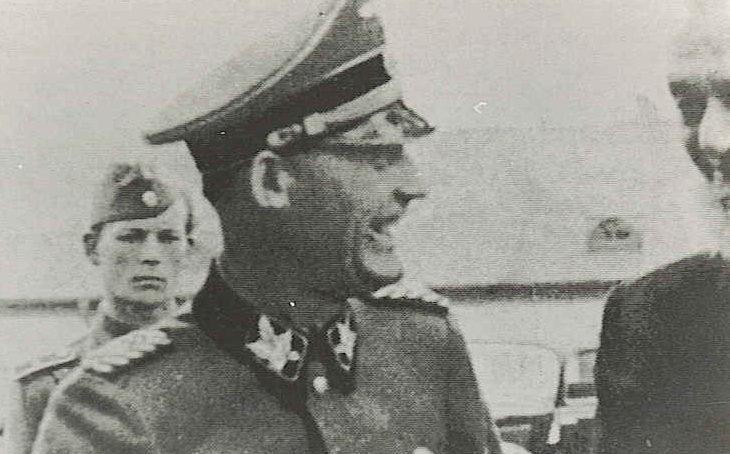 Вальтер Шимана. 1941 г.