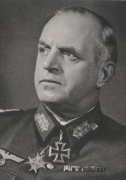 Эрнст Буш. Генерал-фельдмаршал.