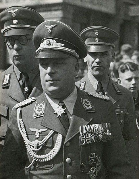 Эрнст Буш. 1943 г.