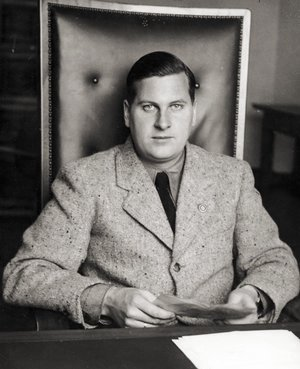 Бальдур Ширах. 1934 г.