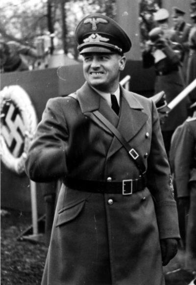 Ганс Франк. Рейхсляйтер Генерал-губернаторства.