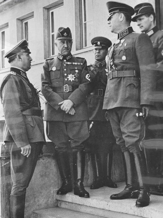 Константин Хирль. 1943 г.