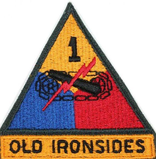 1-я танковая дивизия, созданная в 1942 г.