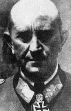 Ганс Пикенброк. Генерал-лейтенант.
