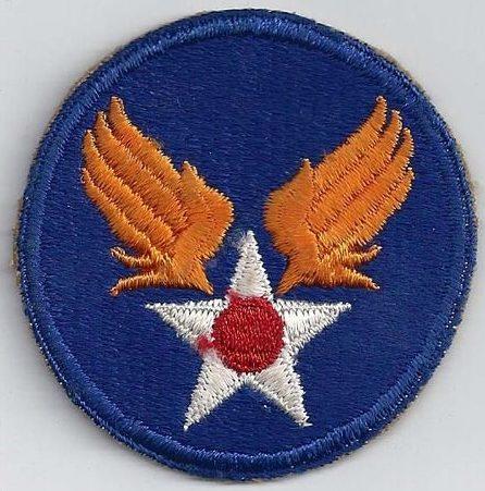 Штаб-квартира военно-воздушных сил союзников.