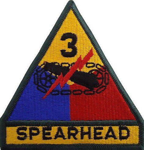 3-я танковая дивизия, созданная в 1944 г.
