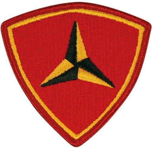 3-я дивизия морской пехоты. Созданная в 1943 г.