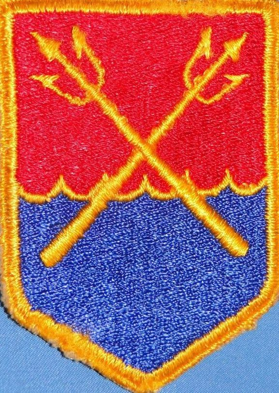 Нарукавная нашивка сотрудников штаб-квартиры Восточной обороны.