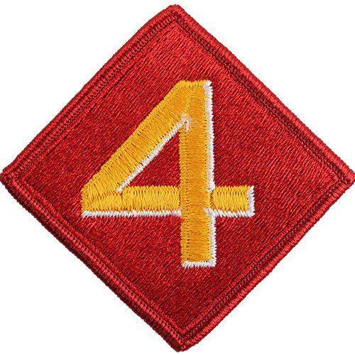4-я дивизия морской пехоты. Созданная в 1943 г.