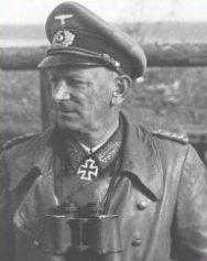 Эрвин Йенеке. Генерал-полковник.
