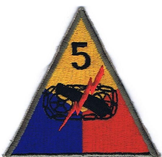 5-я танковая дивизия, созданная в 1944 г.