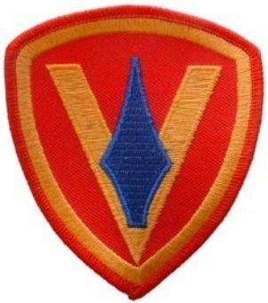 5-я дивизия морской пехоты. Созданная в 1945 г.