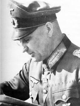 Вальтер Модель. Генерал-фельдмаршал.