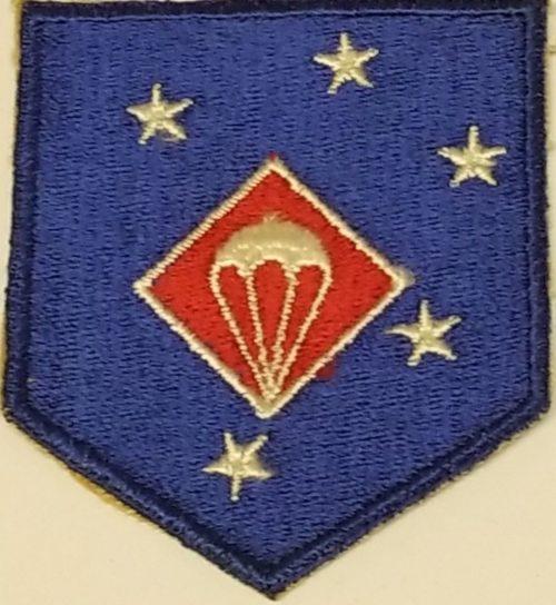Парашютные подразделения морской пехоты