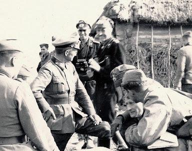 Вальтер Модель на Восточном фронте. 1941 г.