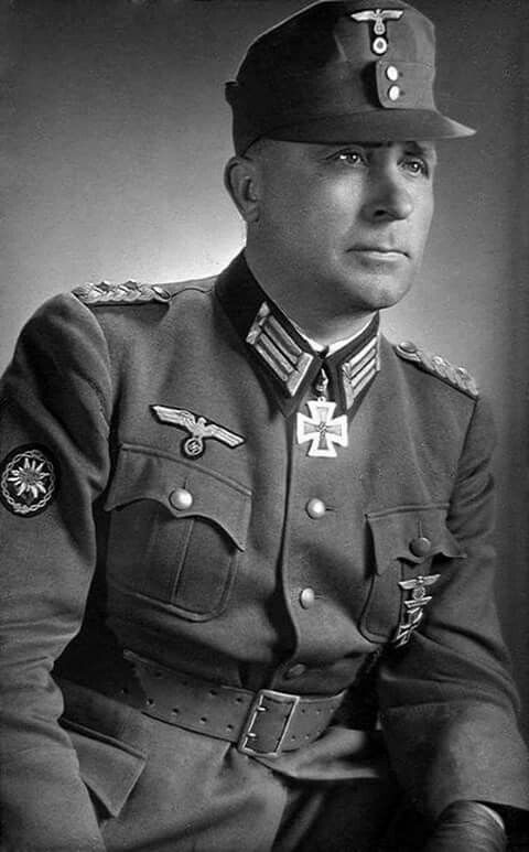 Георг Риттер. Генерал-лейтенант.