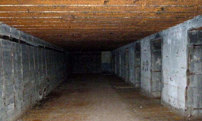 Подземелья центра связи.