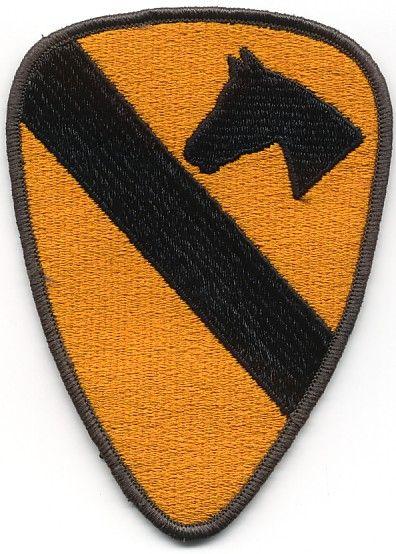 1-я кавалерийская дивизия, созданная в 1943 г.